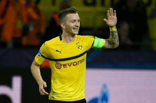 Marco Reus sieht Borussia Dortmund auf dem richtigen Weg