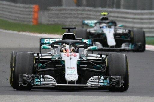 Hamilton und Bottas gaben in Suzuka den Ton an