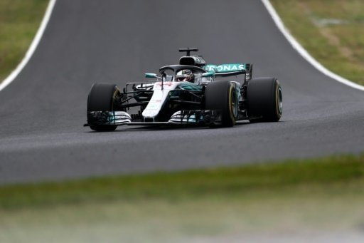 In Japan klarer Favorit: Lewis Hamilton