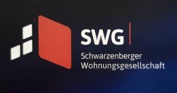 """Das Logo wird auch mit dem Slogan """"einfach wohnenswert"""" kombiniert."""