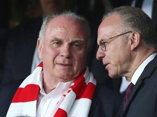 Hoeneß und Rummenigge äußern sich zum Kovac-Wechsel