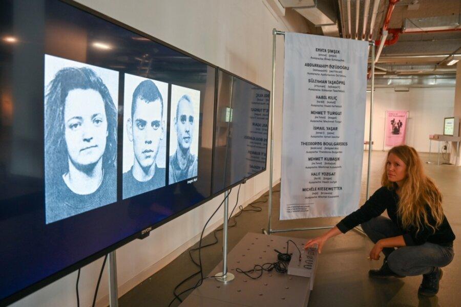 Ausstellung zur NSU-Aufarbeitung