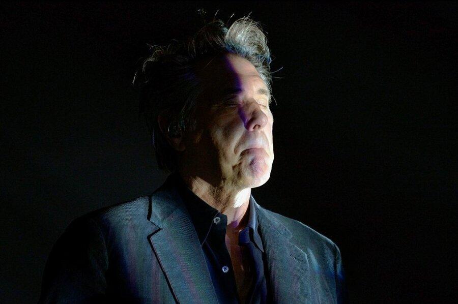 Der britische Sänger Bryan Ferry tritt beim 51. Montreux Jazz Festival auf. Mit seiner Band Roxy Music revolutionierte Bryan Ferry vor fast 50 Jahren die Rockmusik.