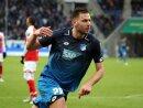 Adam Szalai traf doppelt gegen den SC Freiburg