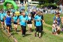 Start zur 7. Auflage des Benefizlaufs für krebskranke Kinder in Oberwiesenthal