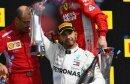 Lewis Hamilton könnte in Mexiko erneut triumphieren