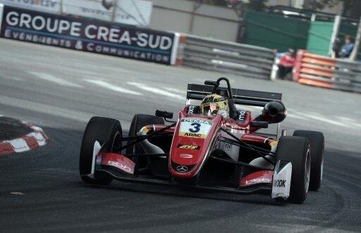 MaximilianGüntherin Monza auf dem 13. Rang