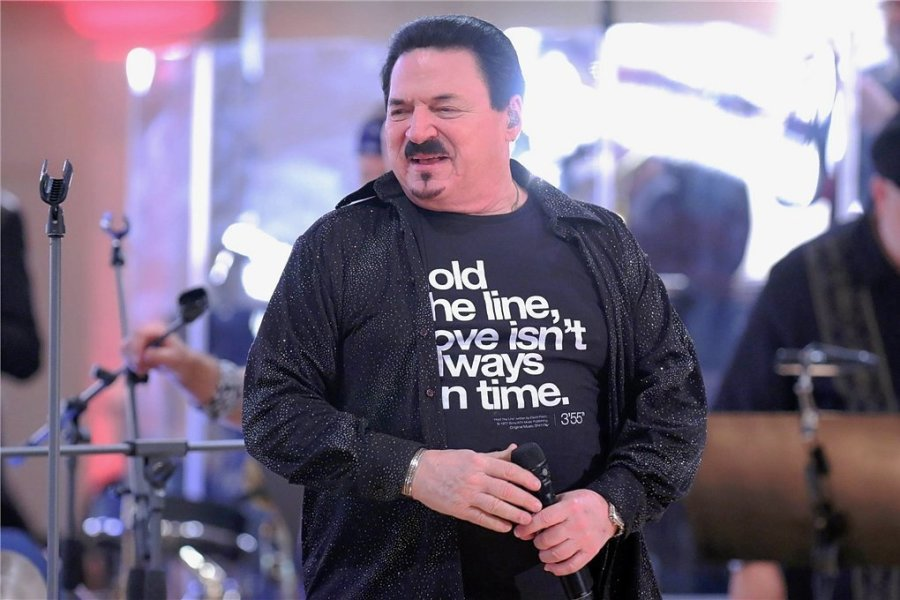 "Come to Daddy: Toto-Sänger Bobby Kimball ist die Stimme von ""Africa""."