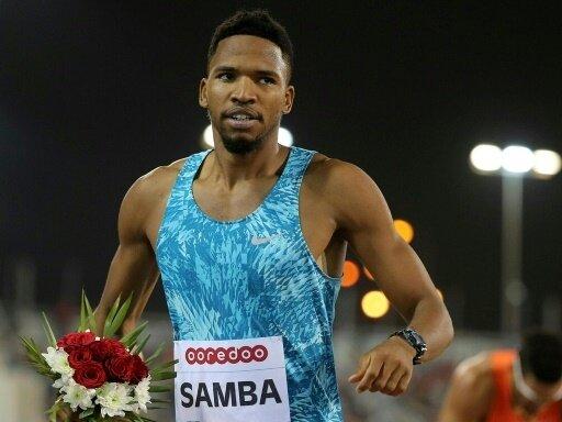 Abderrahman Samba knackt die Schallmauer von 47 Sekunden