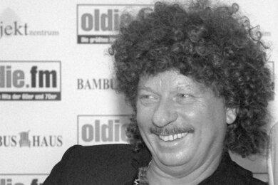 Aufnahme von 1999: Harry Jeske in Dresden. Am Donnerstag starb er im Alter von 82 Jahren.