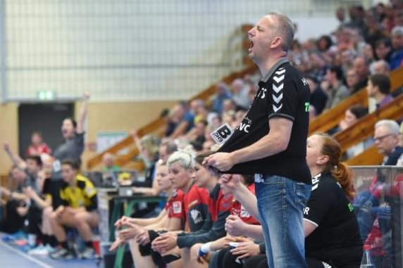 HV Chemnitz bleibt in der Dritten Liga