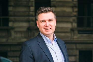Michael Tillian, künftiger Geschäftsführer der CVD Mediengruppe.