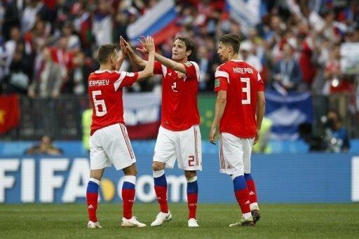 Russland feierte gegen Tschechien einen Kantersieg