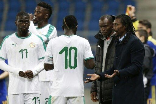 Senegal spielt ohne Mane nur Unentschieden