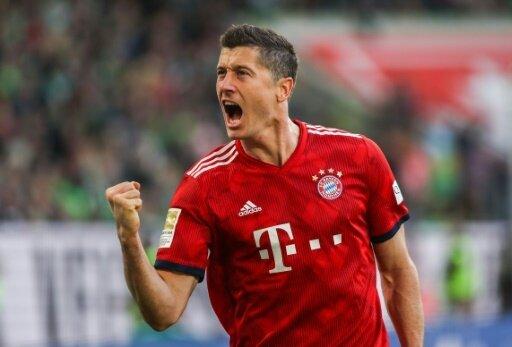 Will mit Bayern in die nächste Runde: Robert Lewandowski