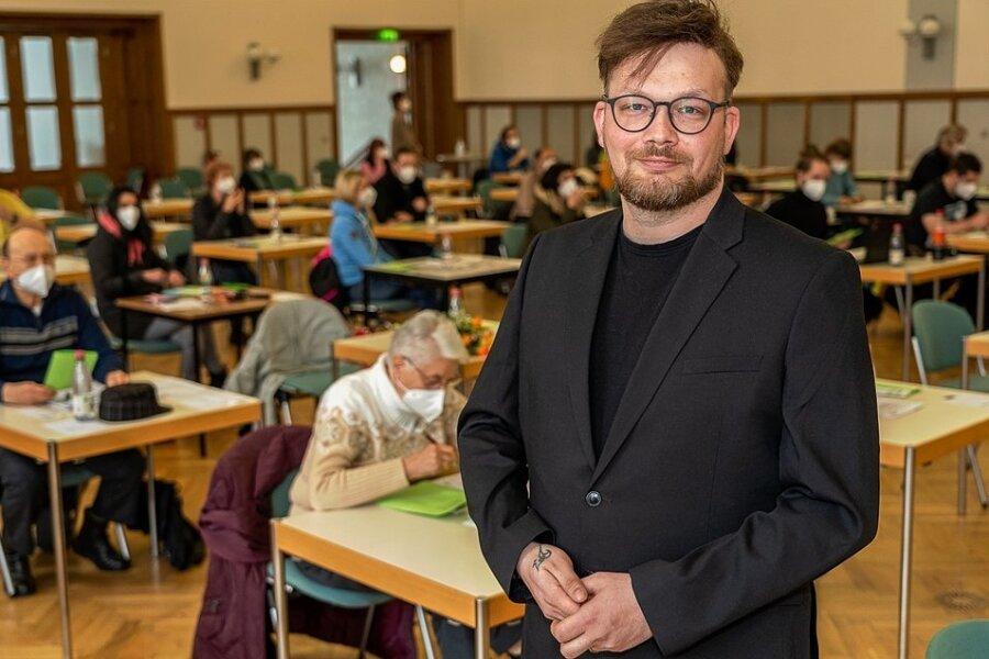 Die Kreiswahlversammlung der Linken hat am Samstag Johannes Höfer aus Reichenbach als ihren Direktkandidaten für die Bundestagswahl 2021 nominiert.