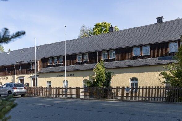Tannenberg will weiter kommunale Wohnungen modernisieren. Zurzeit erfolgt das in zwei solchen im Rittergut.