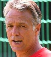Uwe Neuhaus - Trainer vonDynamo Dresden