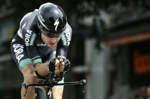 Buchmann ist nach der ersten Vuelta-Etappe auf Platz 25