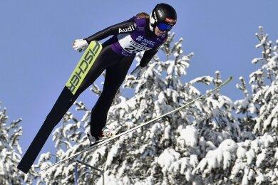 Jenny Nowak konnte jüngst bei den Junioren-Weltmeisterschaften im tief verschneiten Lahti ihren Titelgewinn vom Vorjahr nicht wiederholen. In Oberstdorf soll es besser laufen.