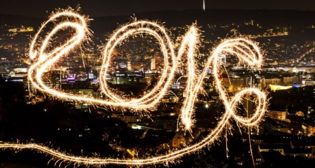 Ein glanzvolles Jahr? Was ist aus den vielen guten Wünschen geworden?
