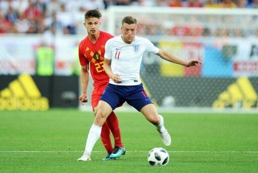 Belgien und England kennen sich aus der Gruppenphase