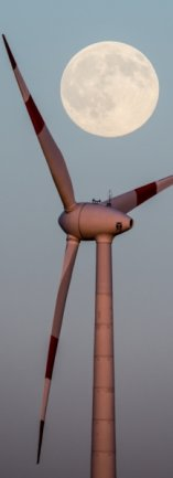 55 Standorte für Windkraftanlagen haben die Planer aufgelistet. Von den Anwohnern gibt es mächtig Gegenwind.