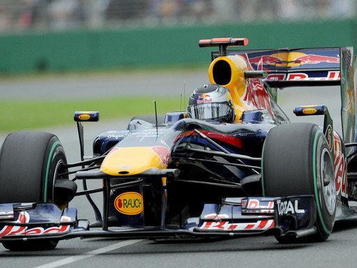 Sebastian Vettel sicherte sich in Australien zum zweiten Mal in dieser Saison die Pole Position