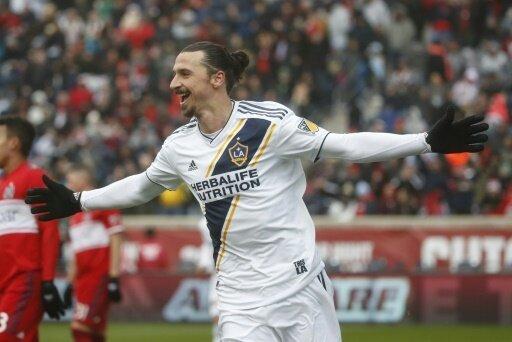 Zlatan Ibrahimovic verpasst das MLS-All-Star Game