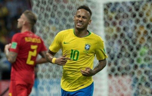 Neymar scheitert mit Brasilien im Viertelfinale