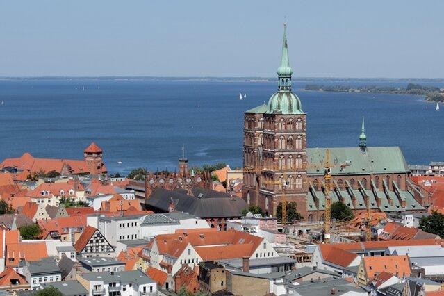 Stralsund: Hanseatisch willkommen!