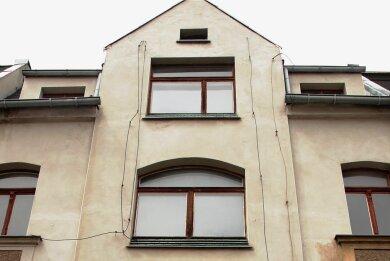 Das marode Haus Lindenstraße 19.