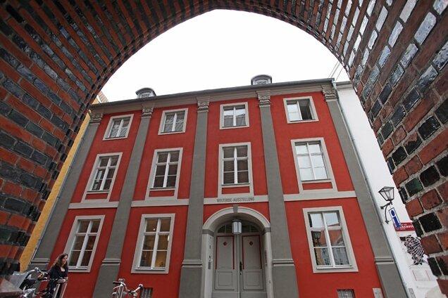 Stralsunds Welterbe empfängt mit eigener Ausstellung: Erbe der Menschheit