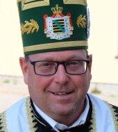 """Ray Lätzsch - Vorsitzender der Bergbrüderschaft """"Schneeberger Bergparade"""""""