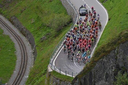 Ulissi gewinnt die erste Bergankunft der Tour de Suisse