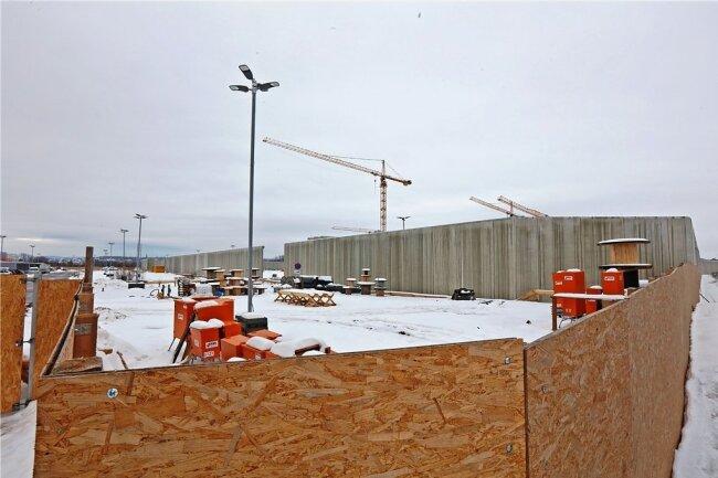 Im ersten Halbjahr 2024 soll die Haftanstalt fertig sein.
