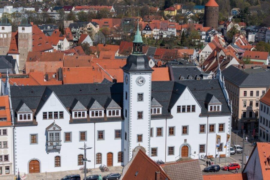 Erfahren vom Zauber der Altstadt Freibergs