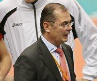 Stelian Moculescu ist neuer Nationaltrainer der rumänischen Volleyballer