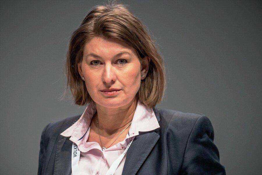Birgit Dietze - IG-Metall-Bevollmächtigte für Berlin-Brandenburg-Sachsen