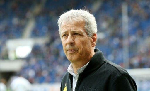 Lucien Favre empfängt mit dem BVB den 1. FC Nürnberg