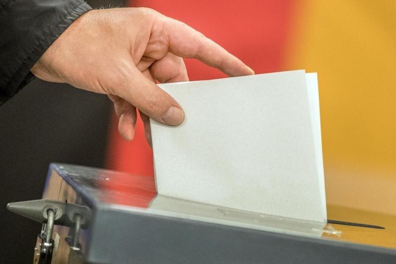 Bundestagswahlen in Sachsen: In diesen Wahlkreisen wird es besonders eng