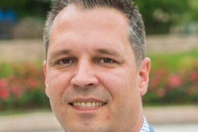 Rico Anton (CDU) - Landtagsabgeordneter