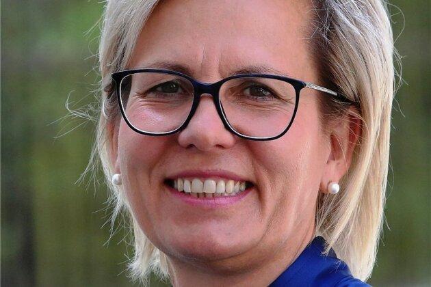 Barbara Klepsch - Sächsische Sozialministerin.