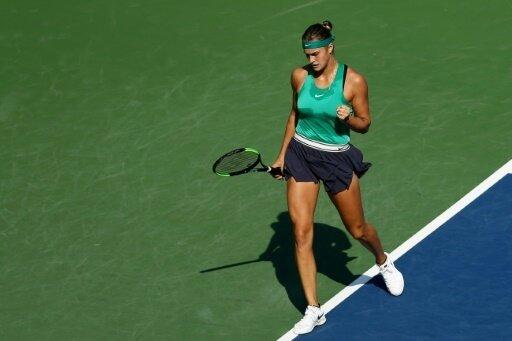 Sabalenka feiert ersten WTA-Tour-Sieg