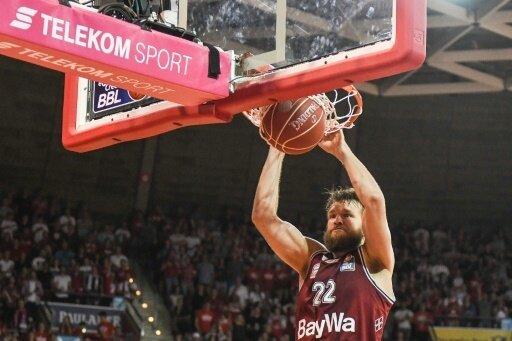 Will erneut das Double gewinnen: Danilo Barthel