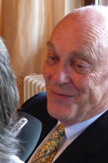Richard C. Barkley, letzter US-Botschafter in der DDR.