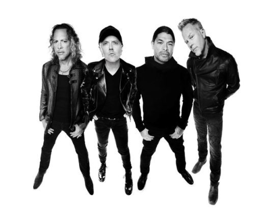 Metallica tritt am 30. April 2018 in Leipzig auf