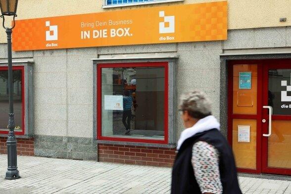 Nach einem erfolgreichen Start musste die Box in Crimmitschau coronabedingt schließen. Eine Wiederöffnung wird angestrebt.