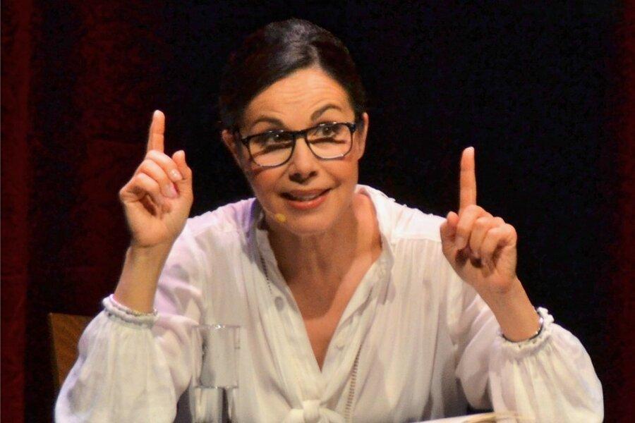 Comedy mit Katrin Weber