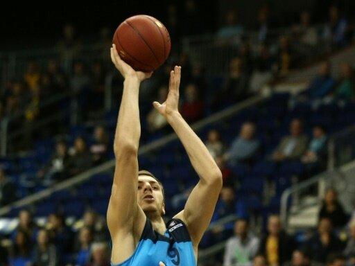 Bester Werfer der Partie: Kikanovic erzielt 33 Punkte